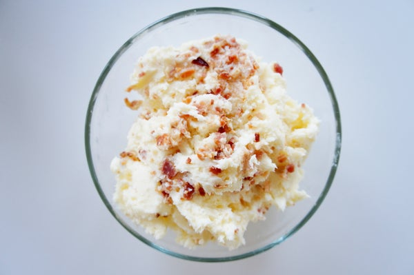 Bacon Butter (Hand Churned)
