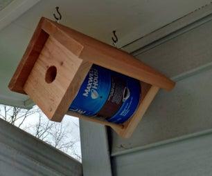 Coffee Can Birdhouse