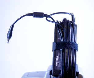 Repair Your Laptop Power Cord
