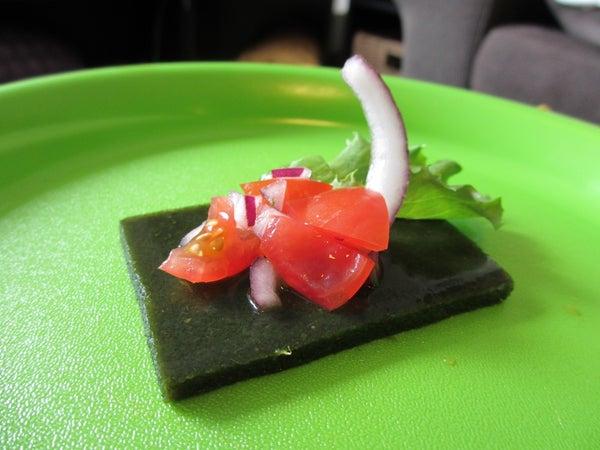 Spinach Terrine