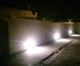 LIGHTS DRIVEWAY AUTOMATIC