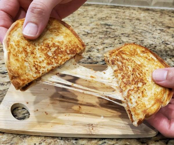 意大利烤奶酪三明治