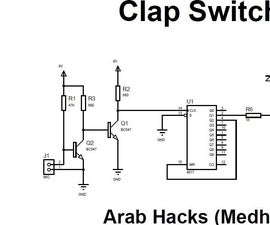 Clap Switch at Home