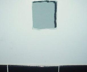 Small Hole Sheetrock Repair