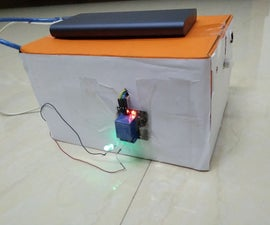 Human Detection Box - Prototype