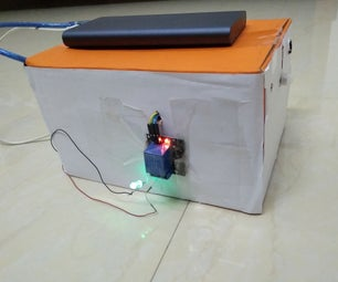 Human Detection Box - Prototype