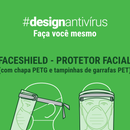 PETG Face Shield- 5min Construction Time