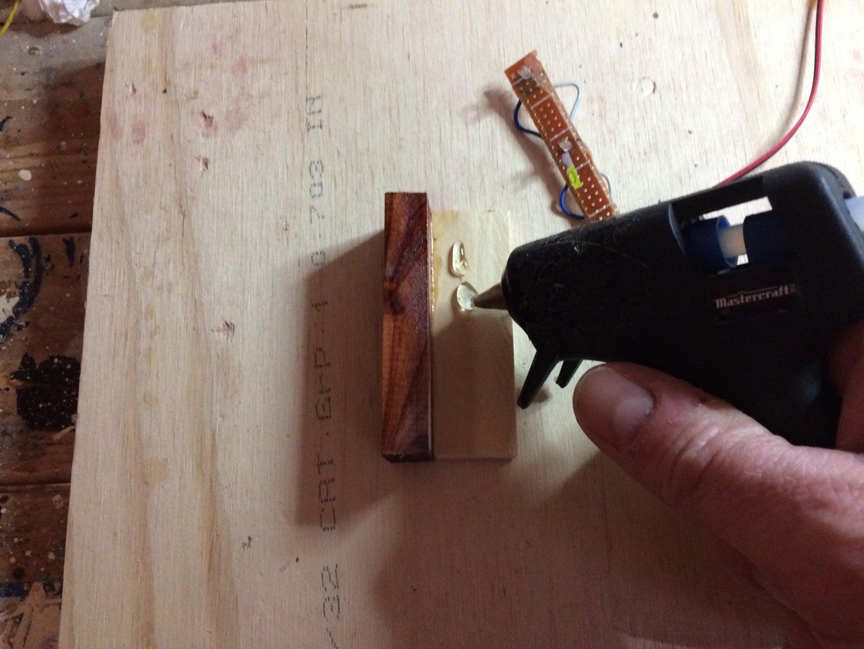 Create the Light  Bar Mounts