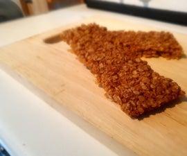 Copy Cat Honey Oat Granola Bar
