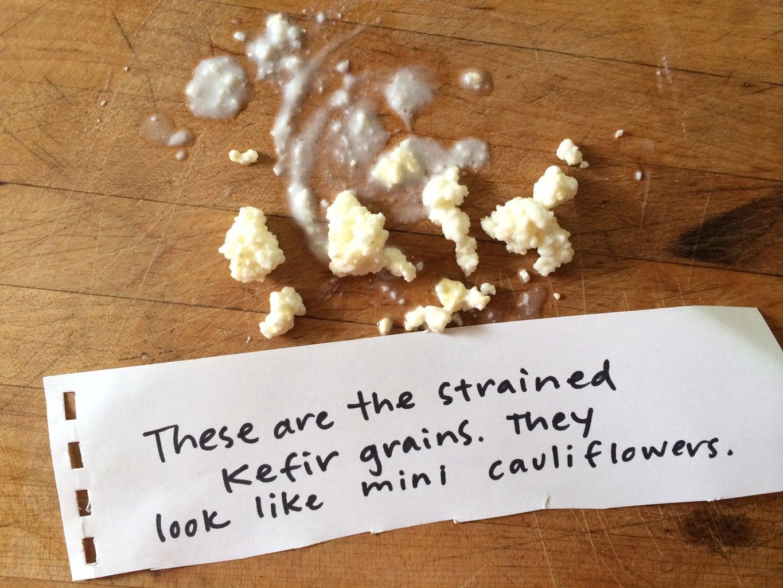 Set Aside the Grains.