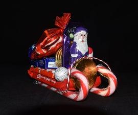 Santa's Sweet Treat Sleigh