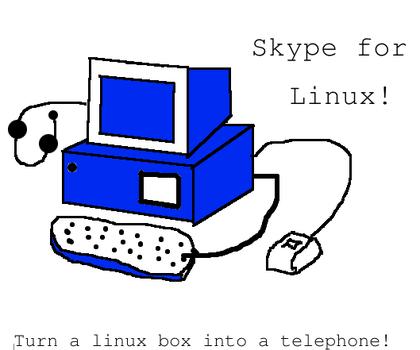 Skype for Linux?