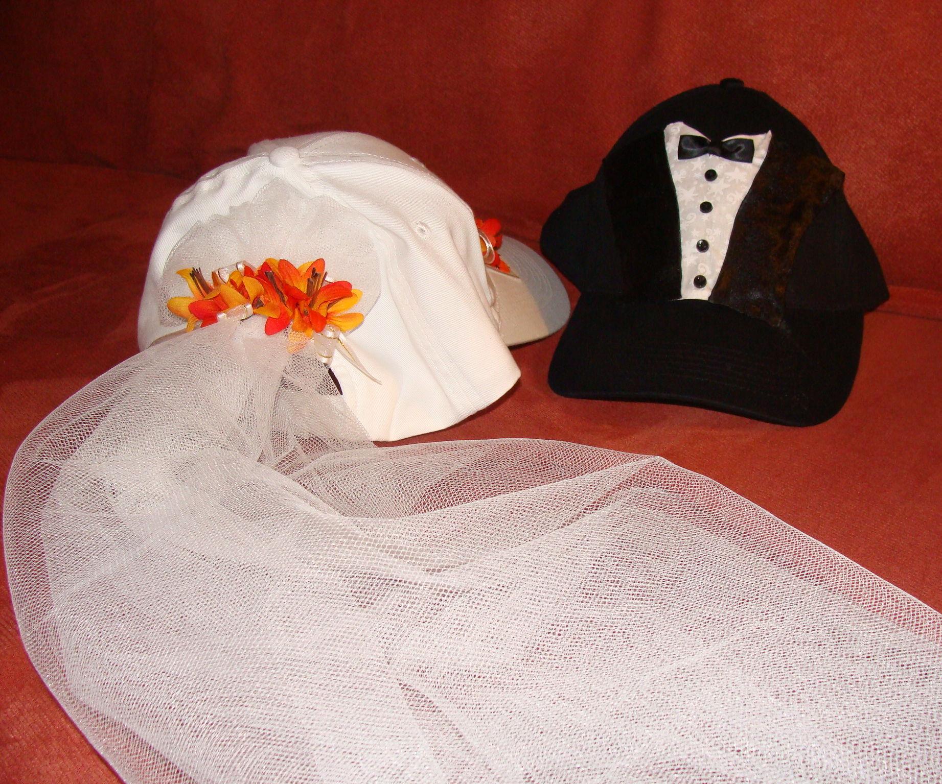Wedding Ball Caps