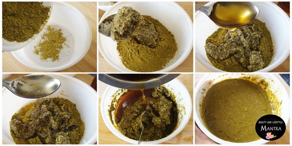 1. How to Prepare Paste