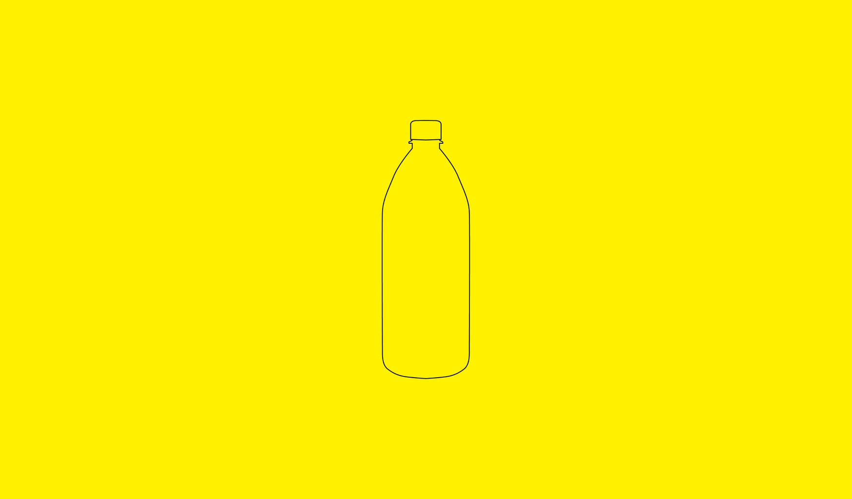 Get Hold of an Empty Plastic Bottle