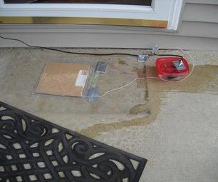 Doorway Water Squirter