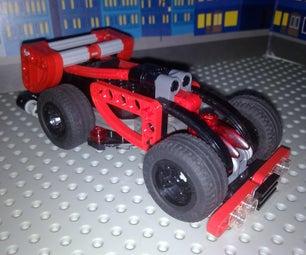 MJP1 Technic Car.