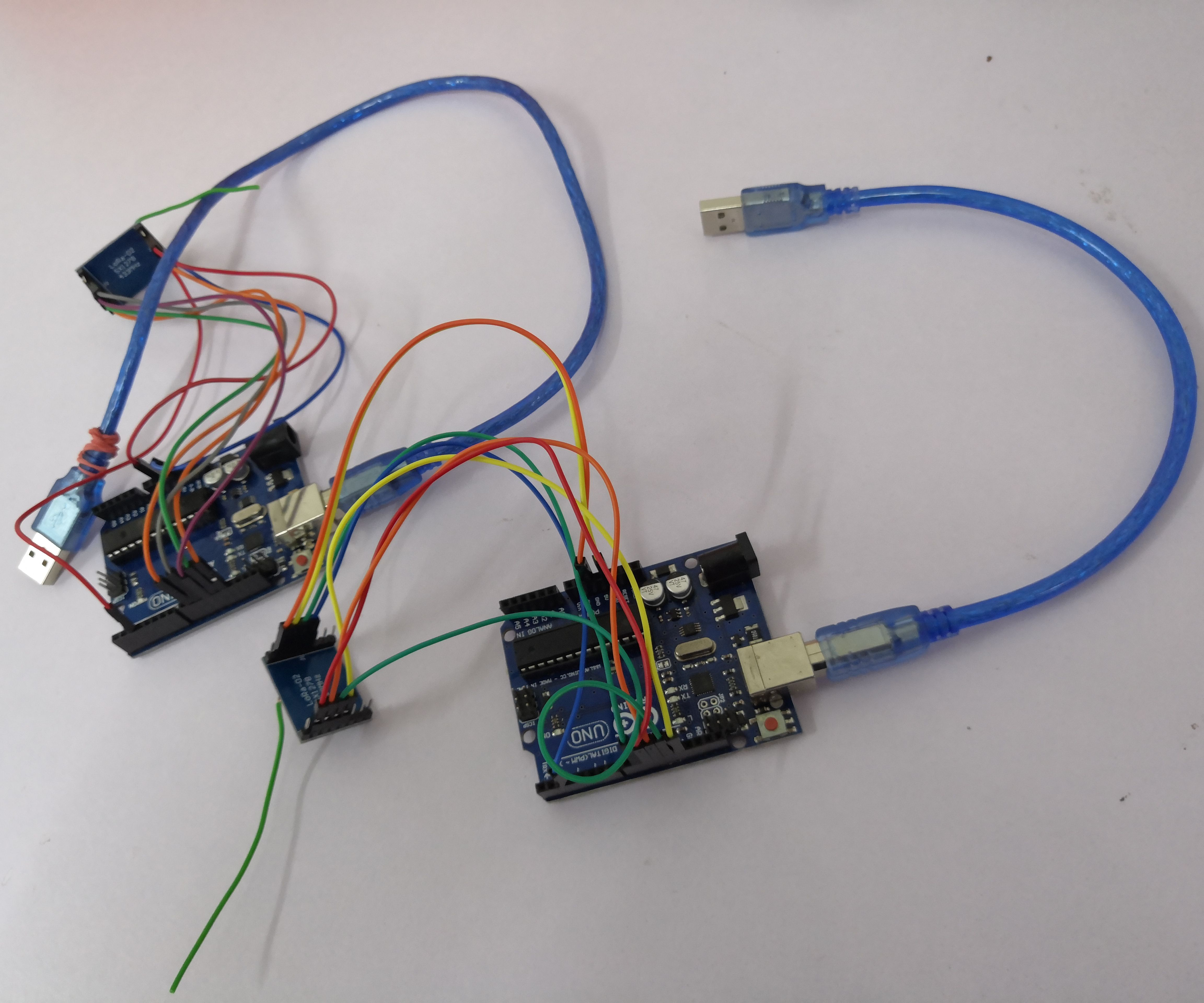 Tutorial How to Use LORA SX1278 RF433