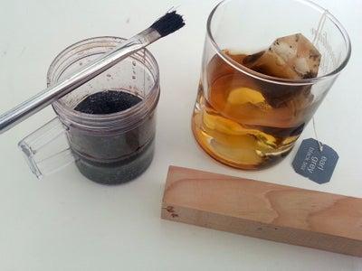 Tea Staining
