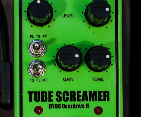 BYOC Overdrive II Kit
