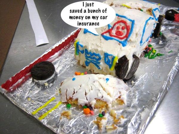 How to Celebrate a Car Crash