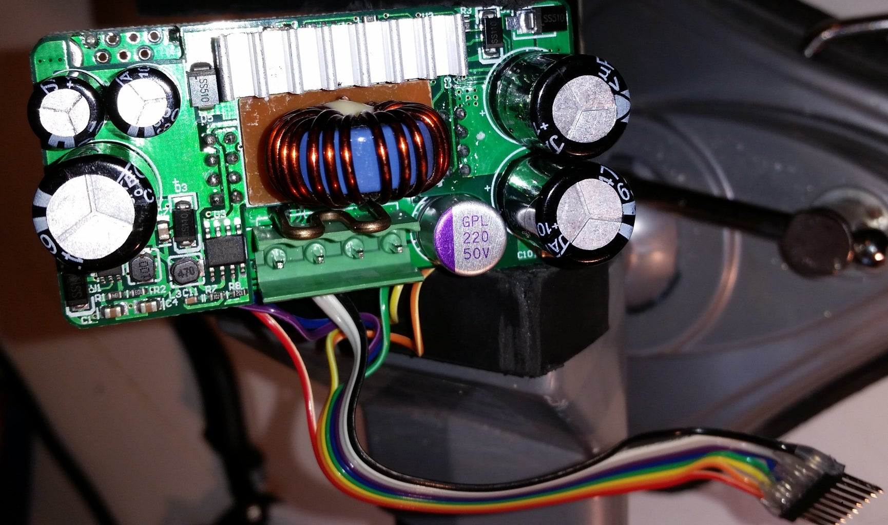 Tapping Into the 1-Unit DP50V5A