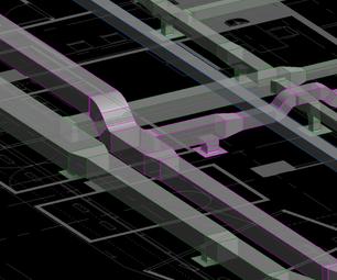 掌握AutoCAD MEP的简单指南(管道)