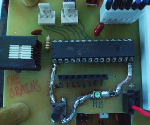 Augmenting a Microcontroller