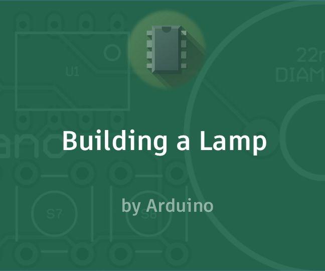Building a Lamp