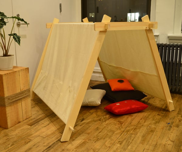 SMART FORT – Interactive Hideout for Kids