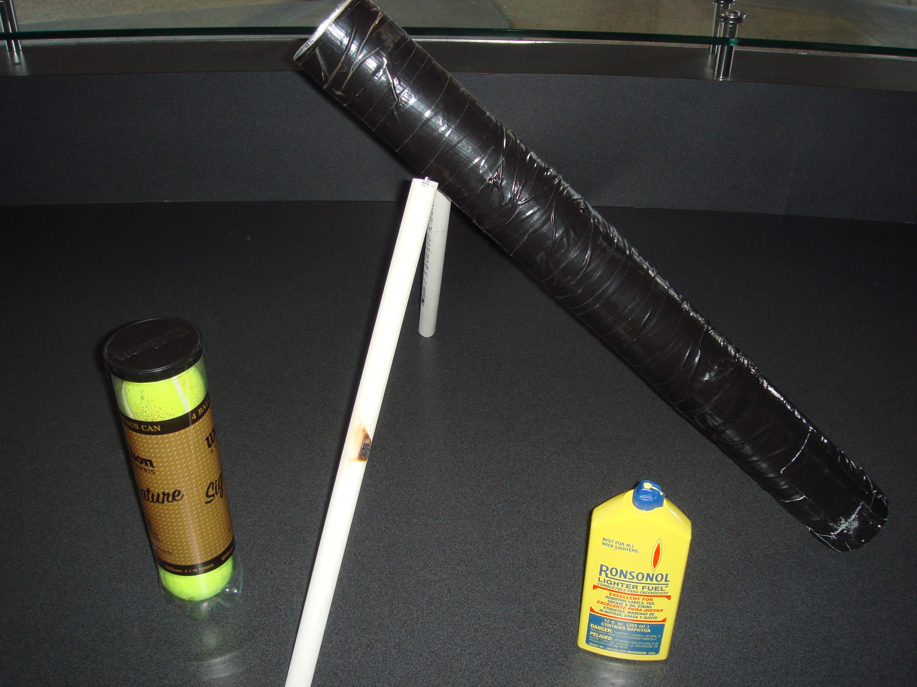 Tennis Ball Mortar