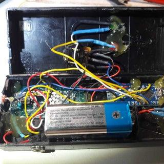 Arduino DSLR Lightning Catcher