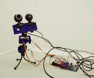 Virtual Reality Teleconferencing Device With Google Cardboard