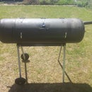 DIY Almost Free Monster BBQ From Electric Water Heater