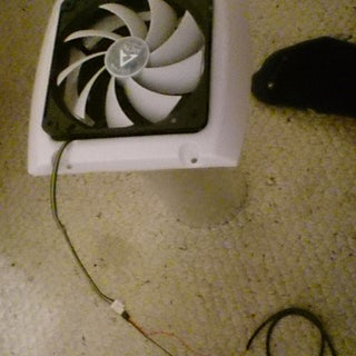 How to Convert a Case Fan to USB