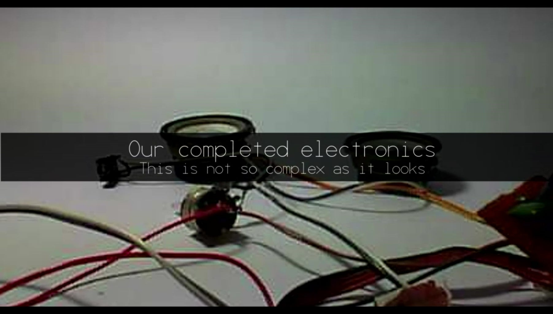 Completed Electronics