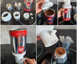 Coffee-O-Matic Deter