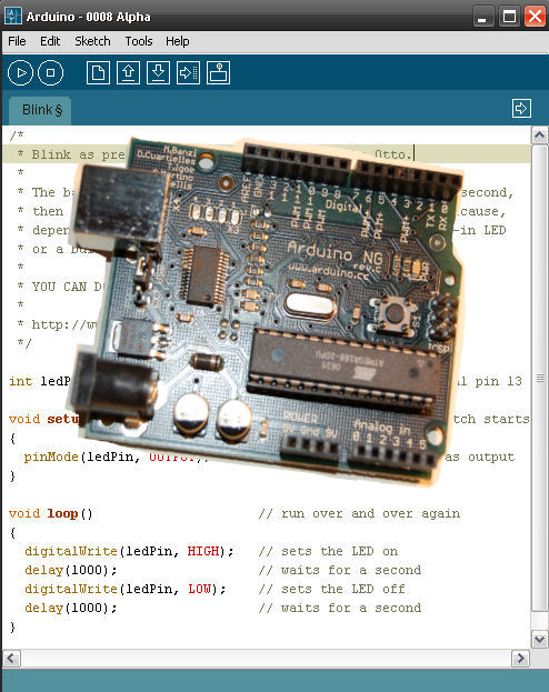 How to have fun with Arduino (and become a Geek in the process)
