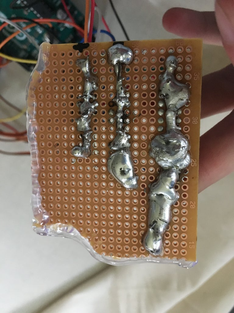 Coding and Soldering