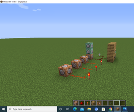 Minecraft Some Cool Commands in Java