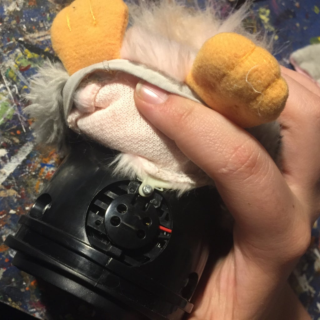 Classic Furby: Full Re-furb-ishment W/o Disassembly