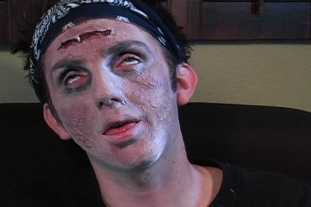 How To Make Zombie Makeup