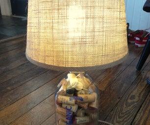 Milk Jug LED Lamp