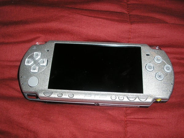 """How to Make Your PSP """"Better"""" or How to Have More Fun on a Sony PSP"""