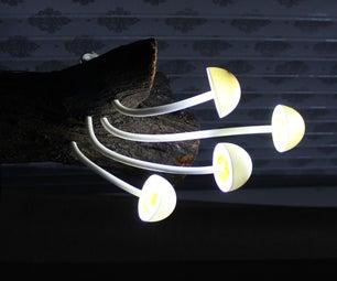 Decorative Mushroom Lights