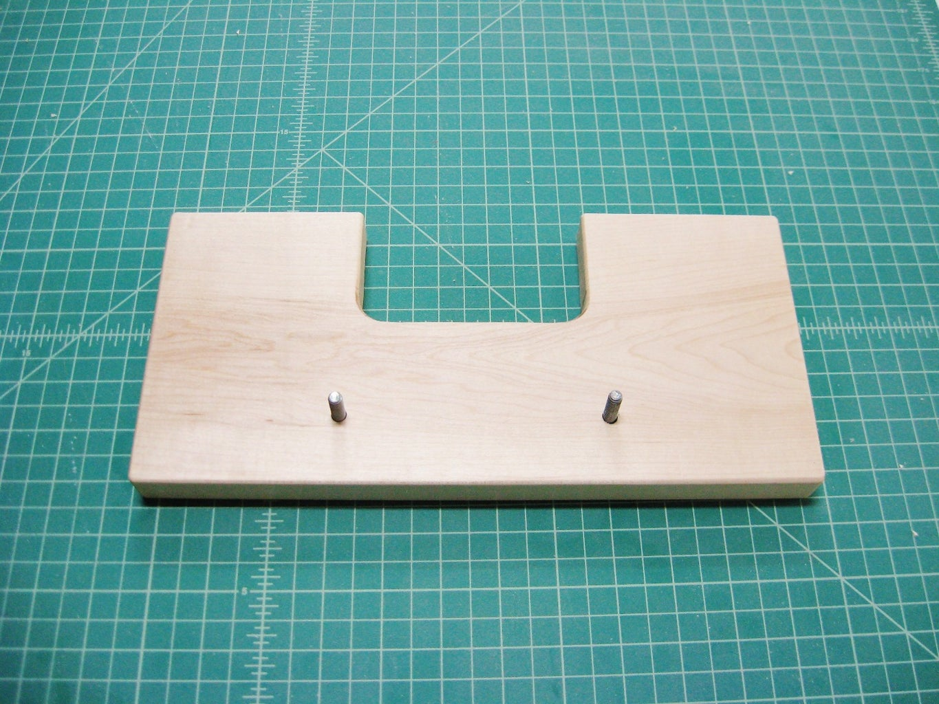 Add Maple Faces to Vise