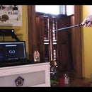 Tech-Magic: Home Automation Using Interactive Wand From Wizarding World of Harry Potter