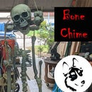 Halloween Skeleton Wind Chime!!