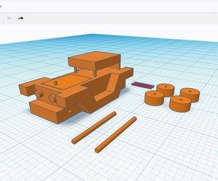 Make It Move - 3D Rolls Royce