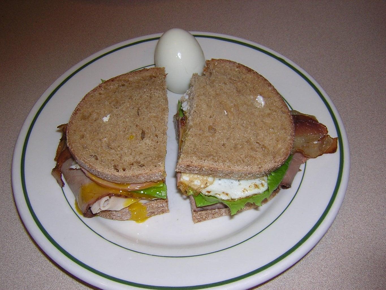 Another Gooood Sandwich